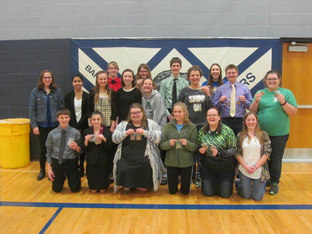 Gator Speech Team Earns Fifteen Finalists at Bancroft-Rosalie Inivte