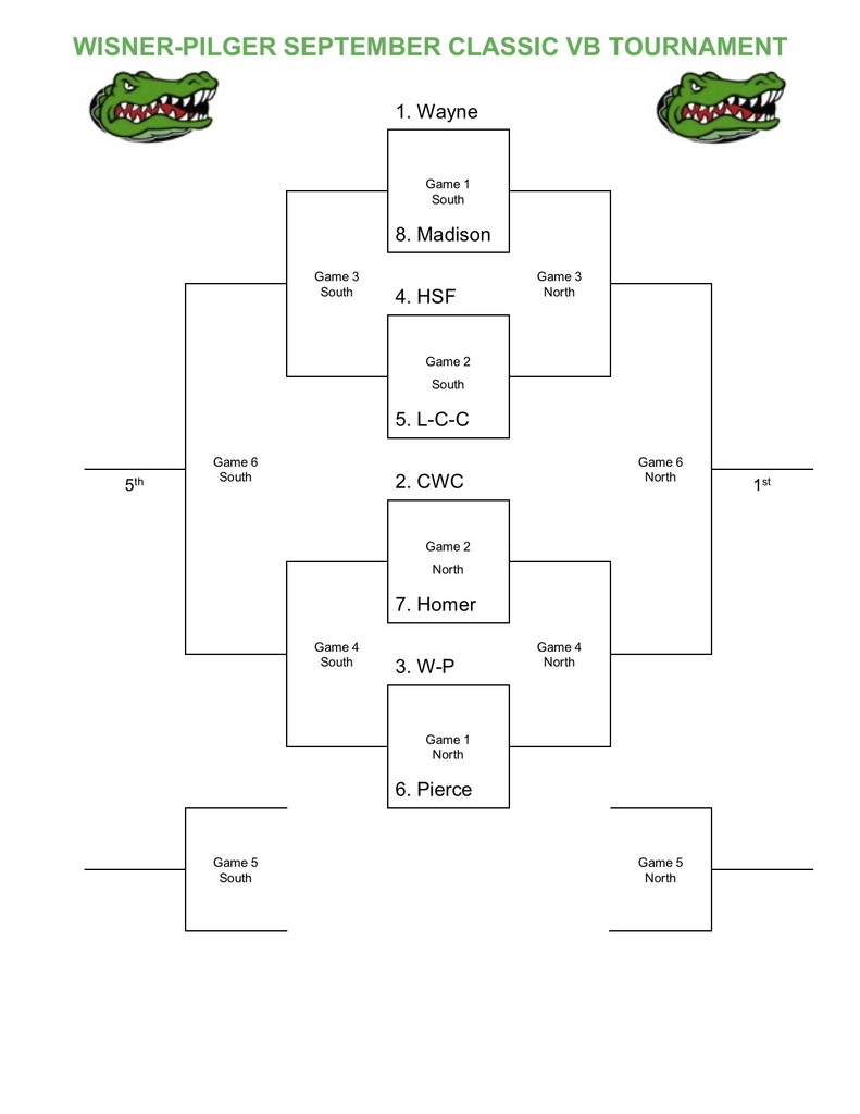 September Classic Bracket